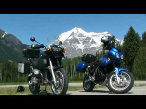 Rocky mountain motorcycle holidays tour canada youtube for Rocky mountain motor sports