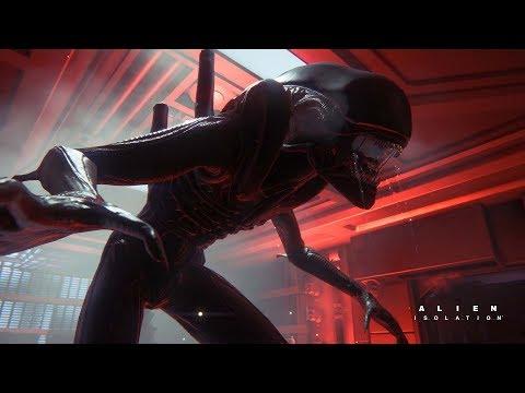 Alien Isolation #5 - Когда после праздников пора на работу