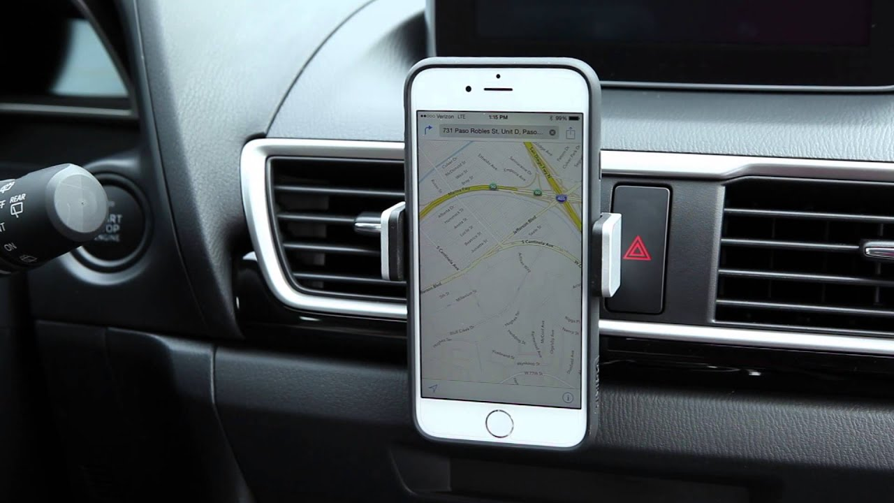 Iphone Car Vent Mount Review