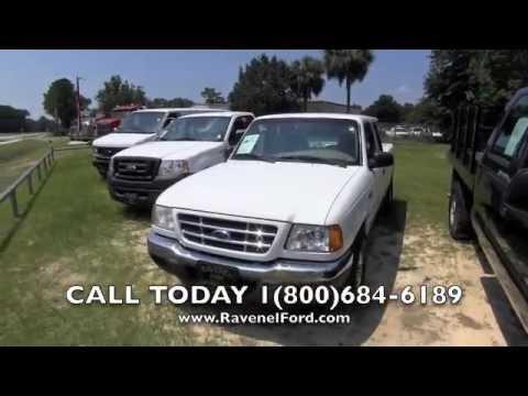 2003 Ford Ranger XLT SuperCab Review * 1 Owner * Charleston Car Videos *  For Sale @ Ravenel Ford SC