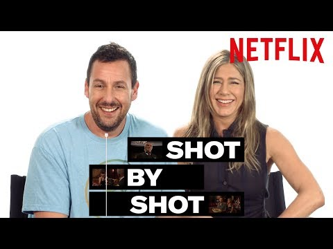 Adam Sandler & Jennifer Aniston Break Down a Scene from Murder Mystery
