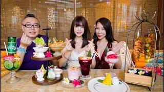 BaLi水灣四季景觀餐廳 之 「蜜桃美食物語」