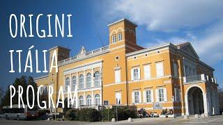 Final Speech Origini Italia Program 2016