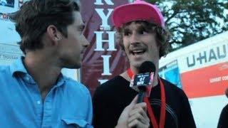 Patrick Switzer Full Winner Interview Maryhill 2012 - Push Culture News