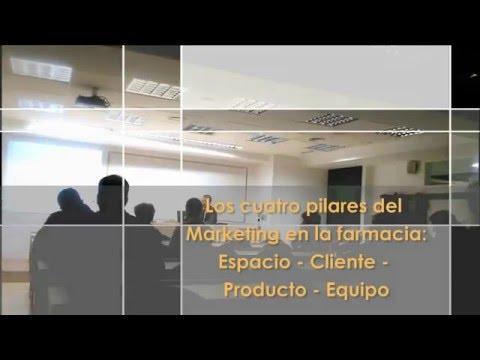 Jornada para farmacéuticos: 'Los cuatro pilares del Marketing en la farmacia'