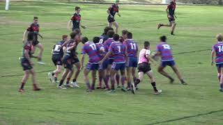 Matthew Kinchin Confraternity Rugby League Highlights 2018