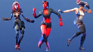 Fortnite All Dances Season 1-8 Updated to Switchstep