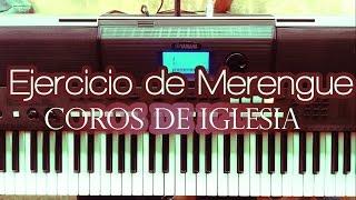 COMO TOCAR MERENGUE EN PIANO 2