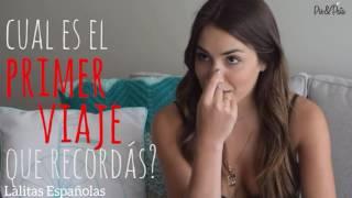 Lali Esposito - Preguntas & Respuestas