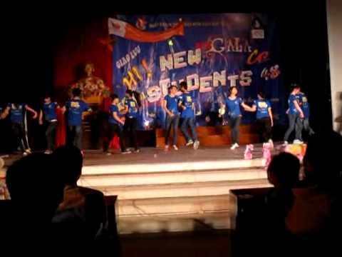 Dân vũ quốc tế - Đội SVTN Vì trẻ thơ HVTC