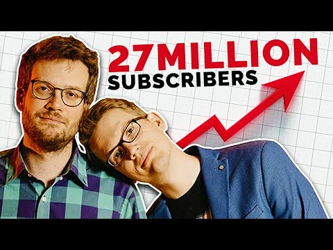 The Real Life Superpower Of The Vlogbrothers