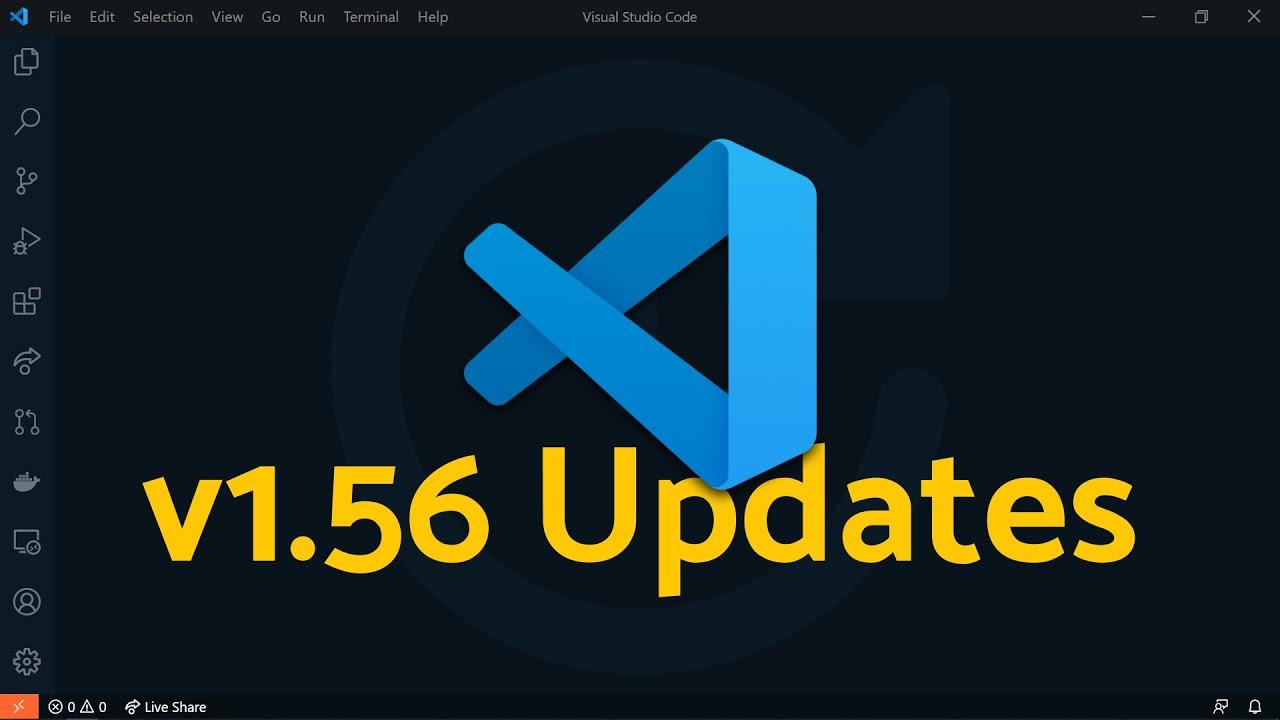Top VS Code Updates   v1.56 Released!!   Tips & Tricks 2021 (Visual Studio Code)