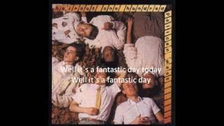 Fantastic Day - Haircut 100 (Lyrics)