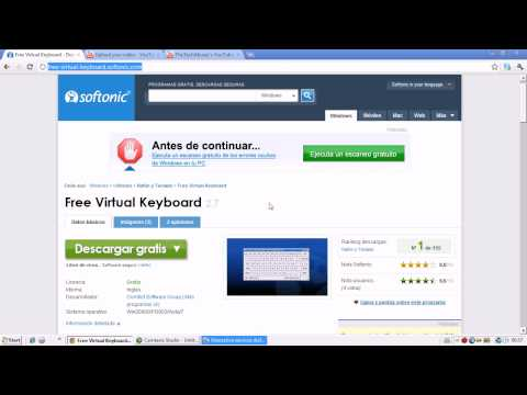 Free Virtual Keyboard Download *EASY* ( Commentary )