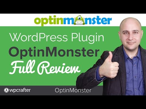 OptinMonster Review & Demo - WordPress Popup Plugins Reviewed