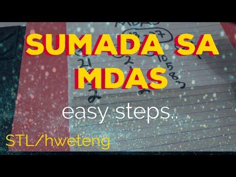 Download MDAS sumada tips