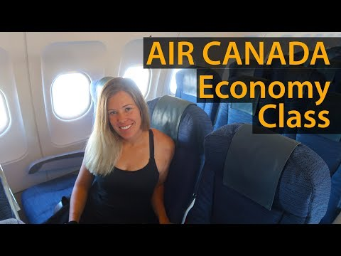 AIR CANADA ECONOMY CLASS FLIGHT REPORT - Vancouver To Ottawa