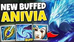 WTF?! ANIVIA R DOES HOW MUCH DAMAGE?! THIS IS LITERAL FREELO - League of Legends