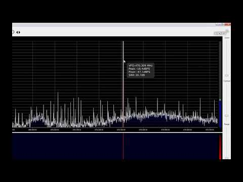 RTL-SDR Troubleshooting On SDR+ Sharp