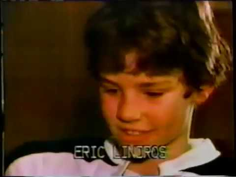 Fox NHL Sunday Philadelphia Flyers Lindros 132 goals Interview Messier 1994-95 Season