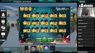 Mr.Casino - FULL WILD WISHMASTER