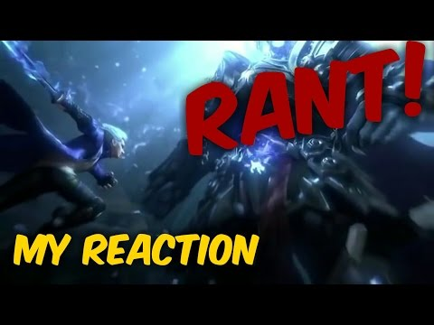My Reaction to (The Fake) Devil May Cry : The Phantom Soul/RANT
