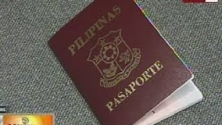 BT: PHL passports na green o maroon, phased out na sa 2015
