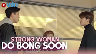 Strong Woman Do Bong Soon - EP 5 | Korean Drama Love Triangle [Eng Sub]