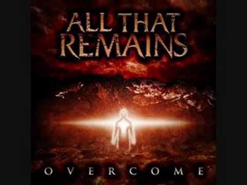 All That Remains-Forever in your hands . With lyrics