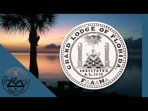 Episode 224 - History of the Grand Lodge of Florida