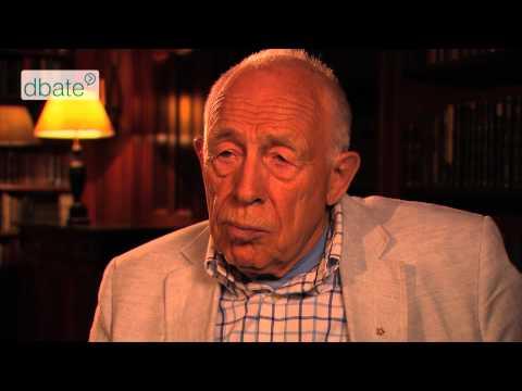 Heiner Geißler 3/3 – Afghanistan-Einsatz und Finanzkrise (dbate.de-Interview)
