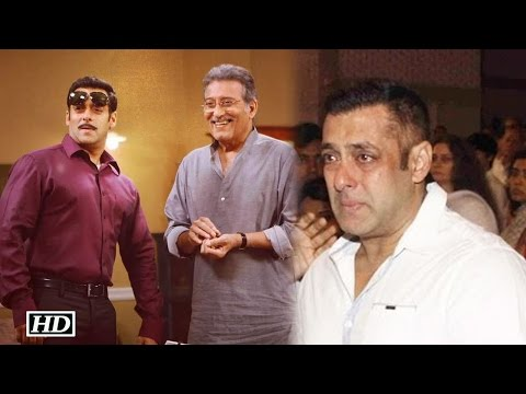Thumbnail: Salman gets EMOTIONAL on Vinod Khanna's Demise