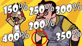- If HELLO NEIGHBOR was Realistic Song part speed up