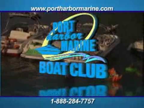 Port Harbor Marine Boat Club