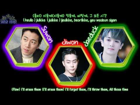 J-Walk Ft. Eun Jiwon (G1) - My Love [Han, Rom & Eng]