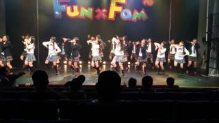 2015年9月21日、和歌山市の和歌山マリーナシティシティ・ポルトヨーロッパ内 Fun×Fam劇場(シアター)で行われた『全国のアイドルさんと2マン共演!...