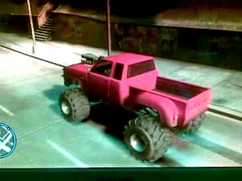 GTA 4 mod car Monster Truck - YouTube