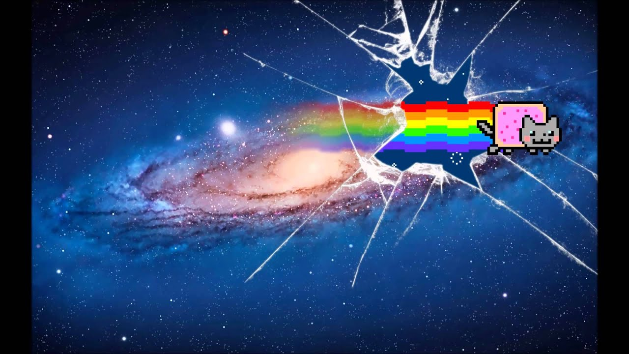 Nyan Cat Dubstep (SPEED UP) - YouTube