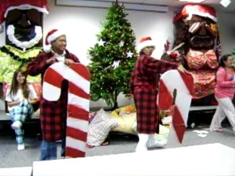 Heald College Holiday Show 2008 - Healthcare Team