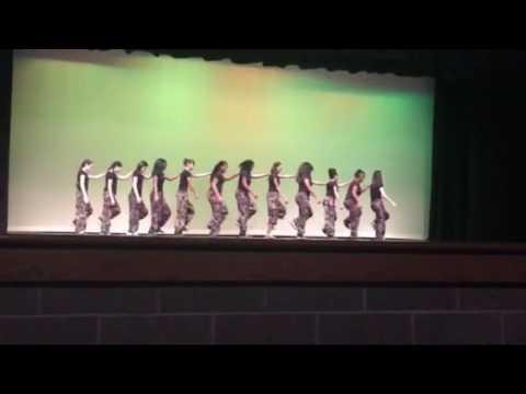 John B Connally High School Winter Dance Show