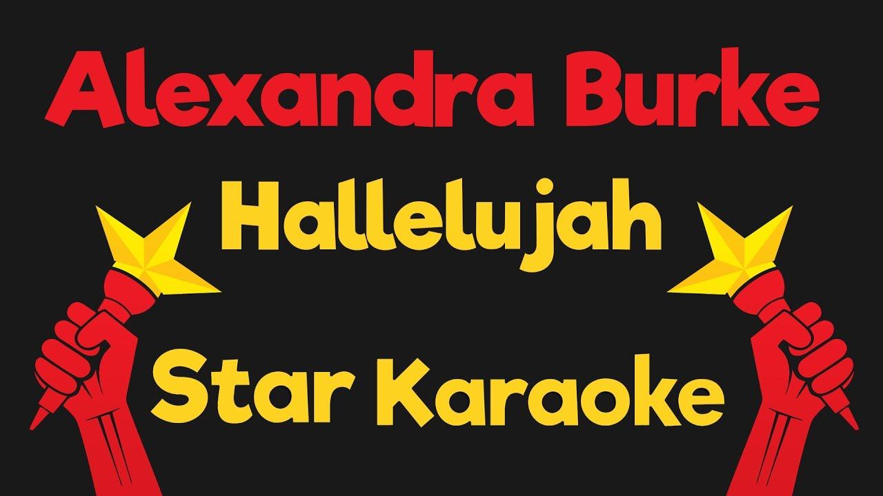 Alexandra burke hallelujah karaoke instrumental youtube alexandra burke hallelujah karaoke instrumental hexwebz Image collections