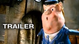 Toys in the Attic Official Trailer #1 (2012) - Czech Stop Motion Movie