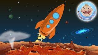 Мультфильм про космос  - Игры в космосе  - Мультики для детей