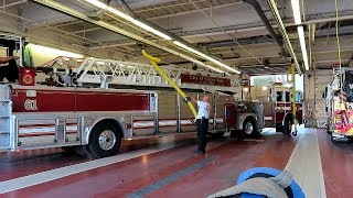 Tiller 161 - 600 Subscriber Special - Winter Park Fire Rescue Department
