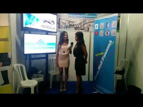Escenas de la entrevista de Mall TV a Gran Mall Pa