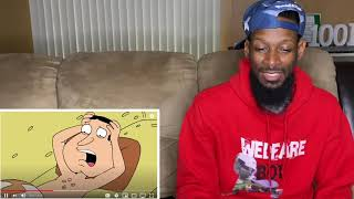 TRY NOT TO LAUGH | Best Of Glenn Quadmire funny moments Family Guy Season 4 • #REACTION