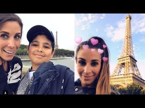 23 HOURS IN PARIS!? Dreams Come True! | Europe Vlog 4 | Vlogmas Day 2