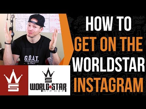How To Get Posted On World Star Hip Hop Instagram + Prices