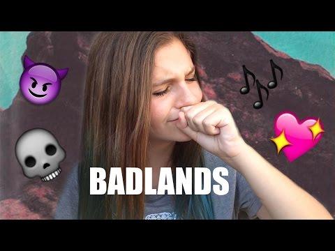 Entering Badlands Reaction