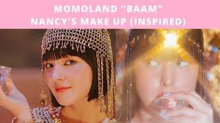"MOMOLAND ""BAAM""- NANCY'S MAKE UP (INSPIRED)   KPOP MAKE UP   DOLCE NACHA"